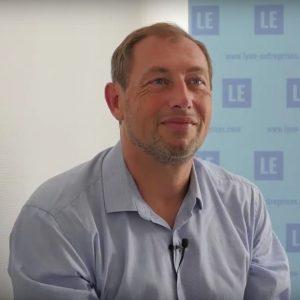 Lyon-Entreprises – Interview d'Arnaud Lepetitgaland, Dirigeant de Praxis